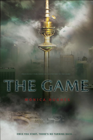 invitation to the game by monica hughes amy s marathon of books